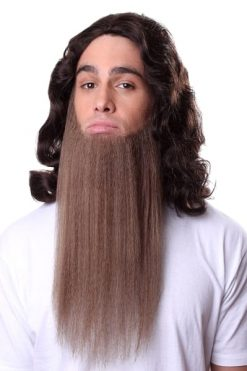 Long Beard 946 Human Hair